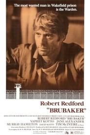 Poster Brubaker 1980