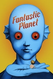 Poster Fantastic Planet 1973