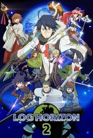 Log Horizon - Season 2 (2014) poster
