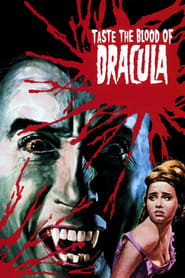 Poster Taste the Blood of Dracula 1970