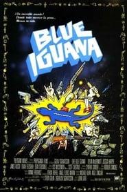 La iguana azul