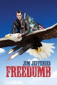 Poster for Jim Jefferies: Freedumb