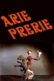 Poster Árie prérie 1949