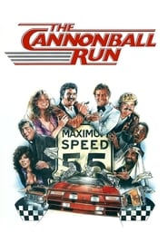 Poster The Cannonball Run 1981