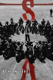 Sons of Anarchy - Season 5 poster