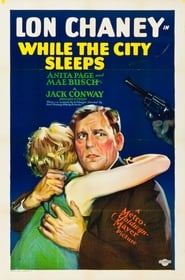 While the City Sleeps plakat