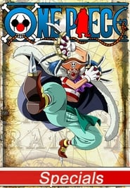 One Piece - Season 1 Episode 24 : Hawk-Eye Mihawk! The Great Swordsman Zoro Falls At Sea!