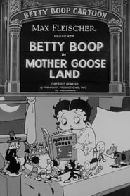 Poster Mother Goose Land 1933