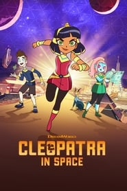 Poster Cleopatra in Space 2020