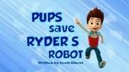 La Patrulla salva al robot de Ryder