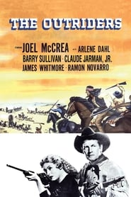 Poster The Outriders 1950