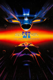 Poster for Star Trek VI: The Undiscovered Country