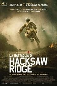 Guardare La battaglia di Hacksaw Ridge