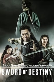 Crouching Tiger, Hidden Dragon: Sword of Destiny [2016]