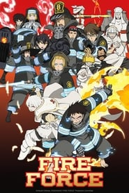 Poster Fire Force 2020