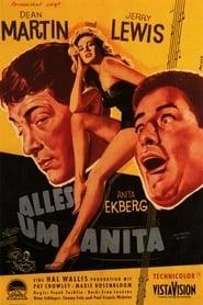 Alles um Anita 1956