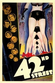 Poster 42nd Street 1933