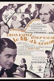 La fille et le garçon 1931
