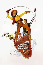DVD cover image for Calamity Jane