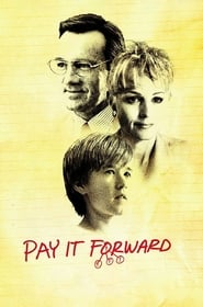 Poster Pay It Forward 2000
