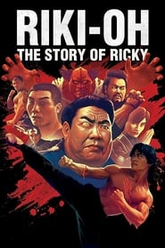 Poster Riki-Oh: The Story of Ricky 1991