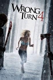 Poster Wrong Turn 4: Bloody Beginnings 2011