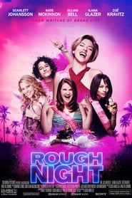 Rough Night - The hangover will be the least of their problems - Azwaad Movie Database