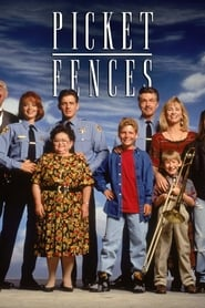 Poster Picket Fences 1996