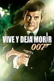 James Bond: Vive y deja Morir (1973) 1080p Latino