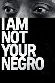 Poster for I Am Not Your Negro