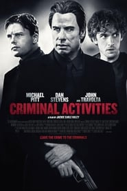 Criminal Activities [HD] (2015)