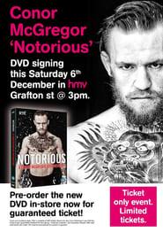 Regarder The Notorious Conor McGregor