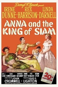 Poster Anna and the King of Siam 1946