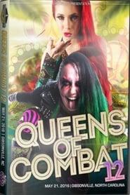 Poster Queens Of Combat QOC 12 2016
