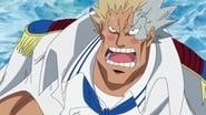 One Piece Season 13 Episode 464 : A Descendent of the Beast! Little Oars Jr. - Full Speed Ahead!