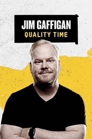 Poster Jim Gaffigan: Quality Time 2019