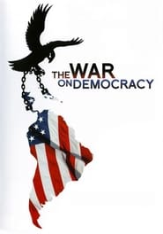 DVD cover image for The war on democracy