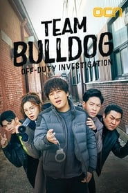 Poster Team Bulldog: Off-Duty Investigation 2020