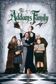 Poster The Addams Family 1991