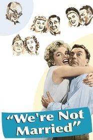 We're Not Married! poster
