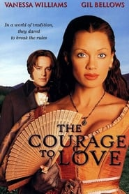 Poster The Courage to Love 2000