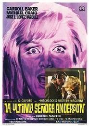 La última señora Anderson (1971)