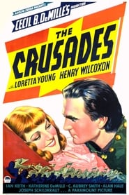 Poster The Crusades 1935