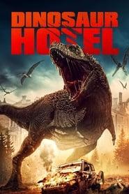 Poster Dinosaur Hotel 2021