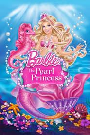 Poster Barbie: The Pearl Princess 2013