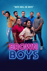 Brown Boys (2019) poster