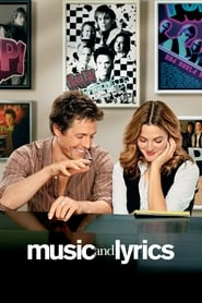 Poster for Music and Lyrics