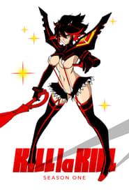Kill la Kill (2013) poster