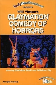 Claymation Comedy of Horrors 1991