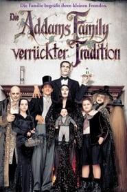 Gucke Die Addams Family in verrückter Tradition